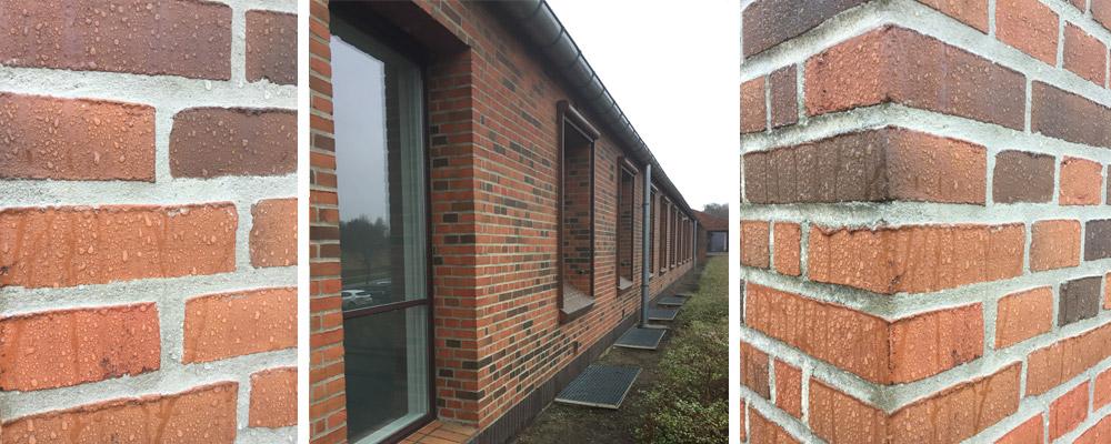 murermester murimprægnering omfugning viborg retsbygning murværk vedligehold fuger renovering