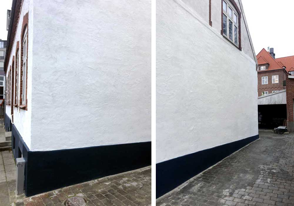 murermester salpeterudslæt salpeterudtræk salpeter kalkudtræk kalkslør kalkudslæt murrens murimprægnering facaderens facade renovering